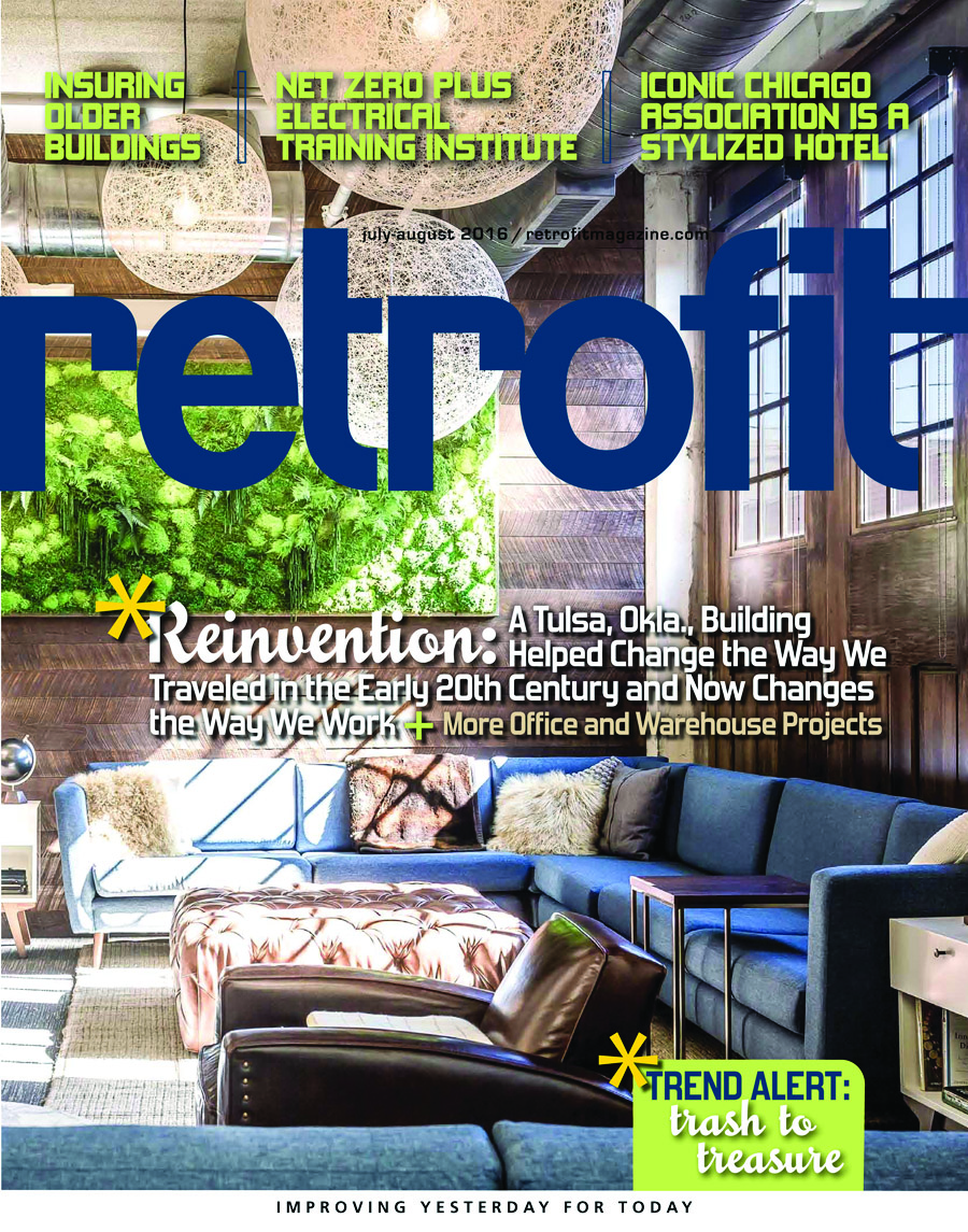 July/August issue of retrofit