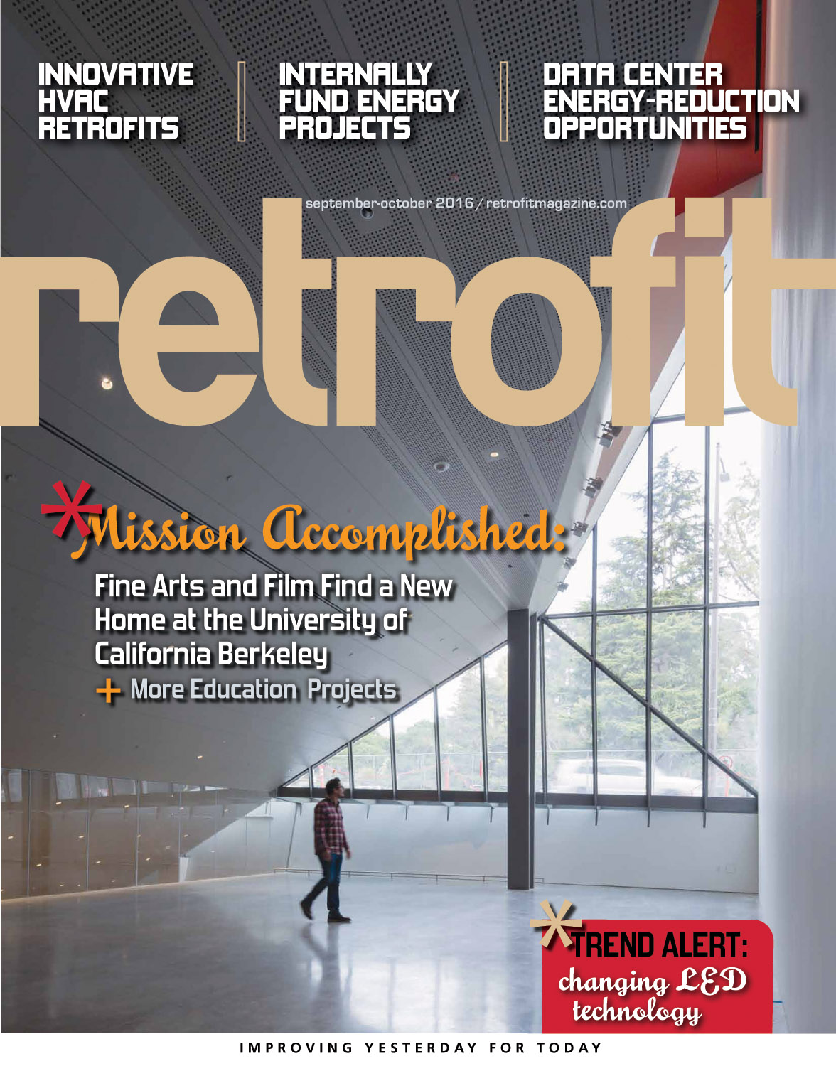 September-October issue of retrofit